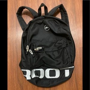 3/20 Roots black backpack